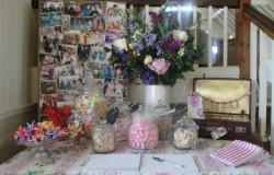 candy table